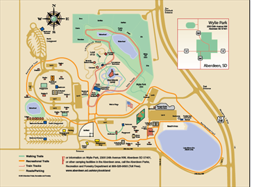 Wylie Park Map