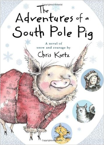 The Adventures of South Pole Pig