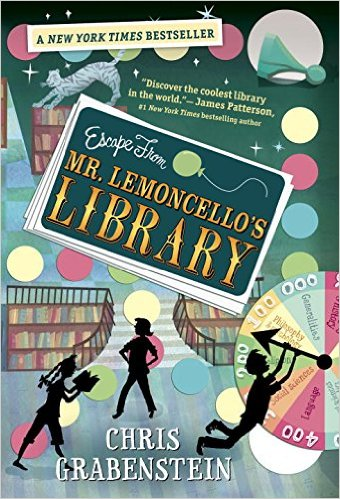 Escape from Lemoncello's Library