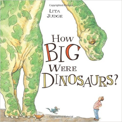 How Big Were Dinosaurs