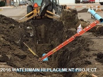 Watermain Replacement Project