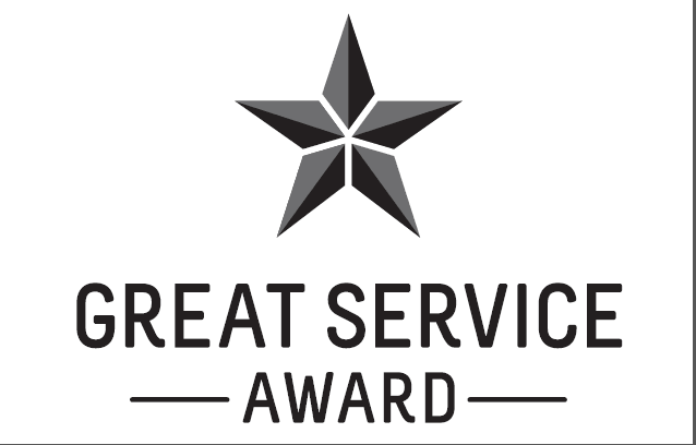 Great Service Star Award