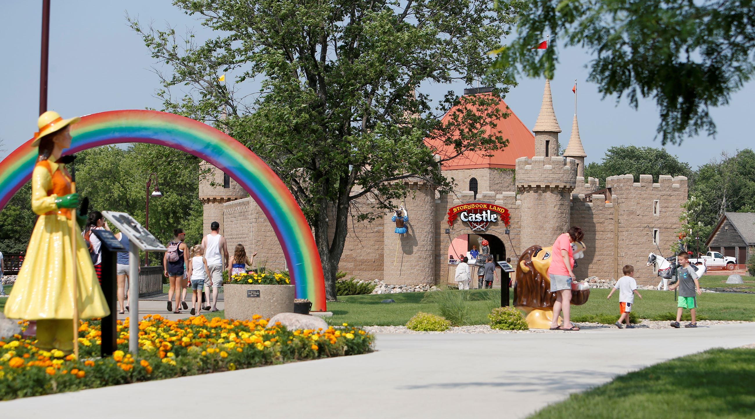 Storybook Land Castle