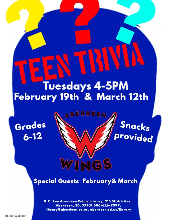 Copy of Copy of Trivia Night Flyer - Made with PosterMyWall