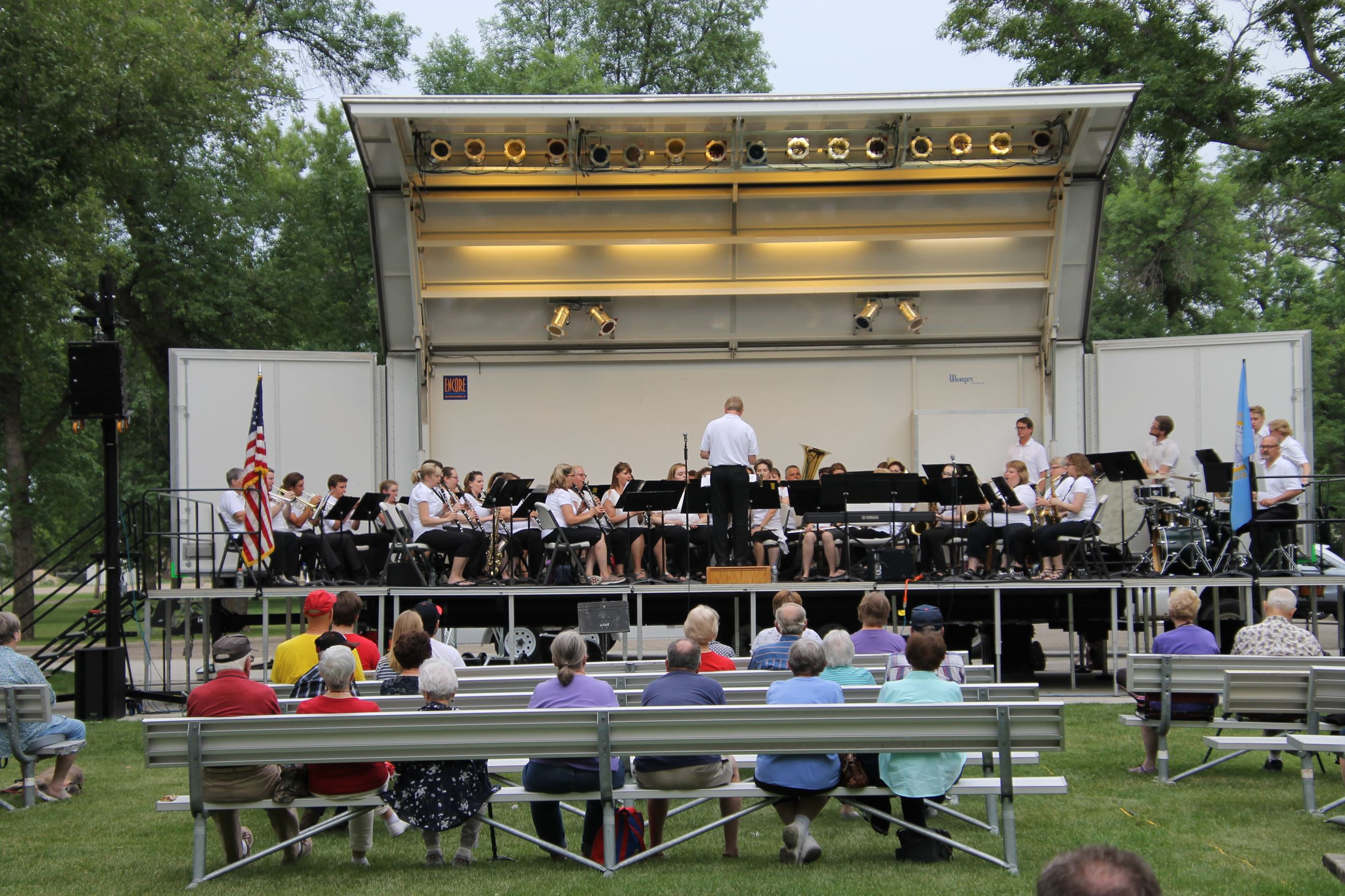 Municipal Band Summer 2018