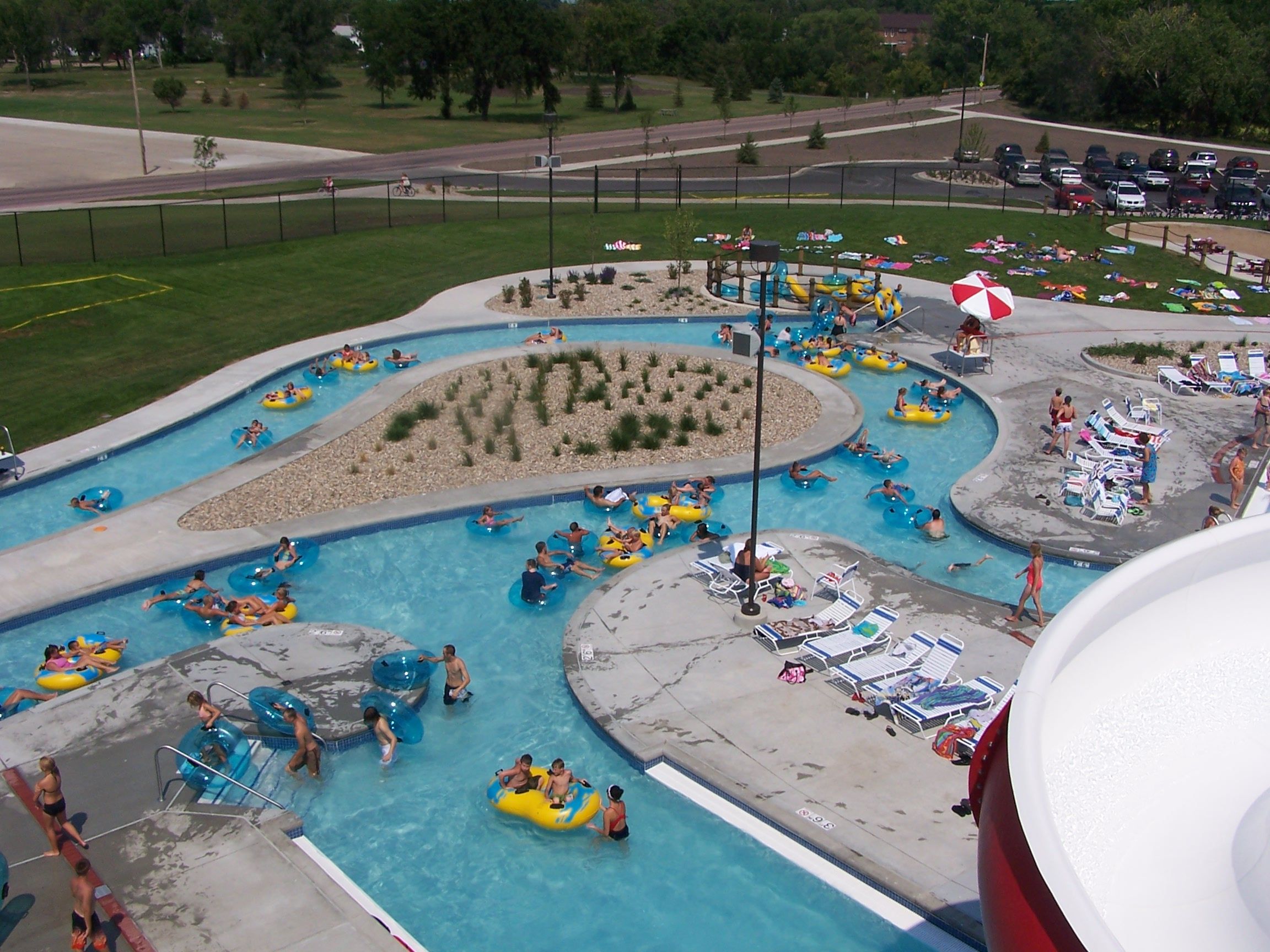 Aquatic Center Pool